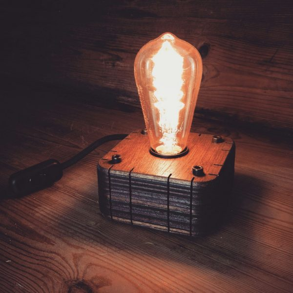 lampara de noche