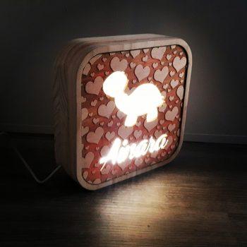 lamparas personalizadas con nombre