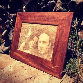 Foto de madera